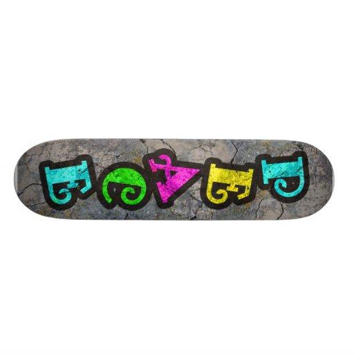 Frieden Skateboard Deck