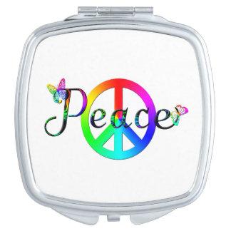 Frieden Taschenspiegel
