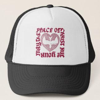 Frieden von Christus Truckerkappe