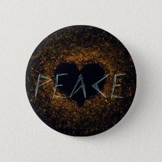 FriedenLiebe Runder Button 5,7 Cm