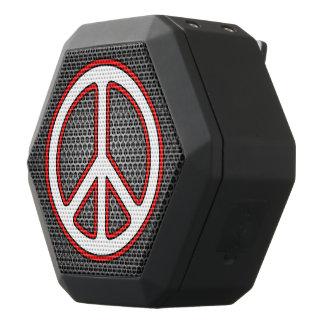 Friedens- und Harmonie kundenspezifischer Boombot Schwarze Bluetooth Lautsprecher