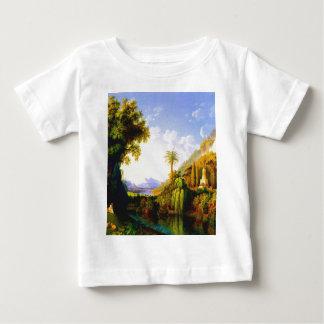 Friedens- und Schönheitsjakob hackert Kunst Baby T-shirt