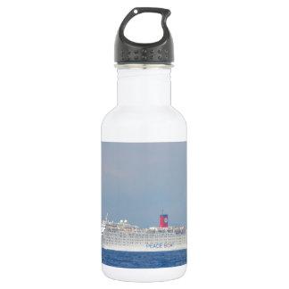 Friedensboot Trinkflasche