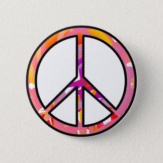 FriedensButton Runder Button 5,7 Cm