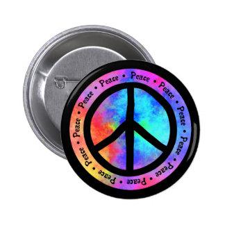 Friedensknopf Anstecknadel