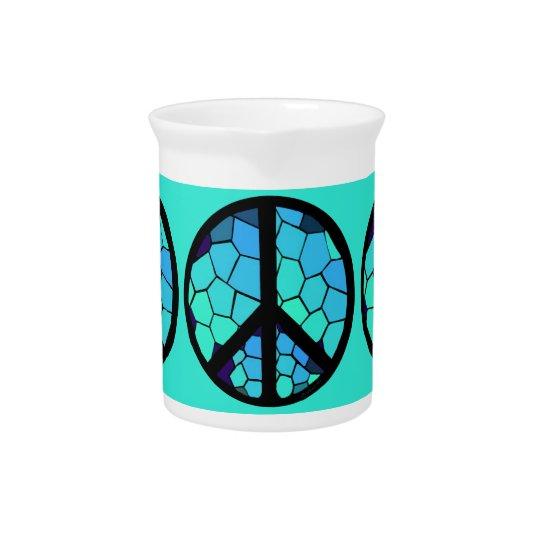 Friedenskrug Getränke Krüge