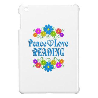 FriedensLiebe-Ablesen Hüllen Für iPad Mini