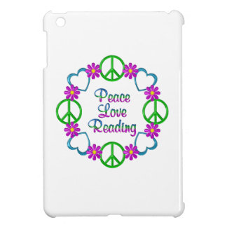 FriedensLiebe-Ablesen iPad Mini Hüllen