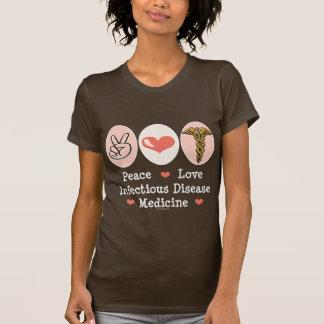 FriedensLiebe-ansteckende T-Shirt