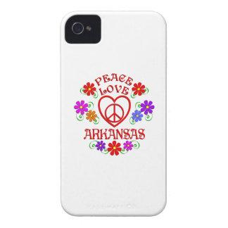 FriedensLiebe Arkansas Case-Mate iPhone 4 Hülle