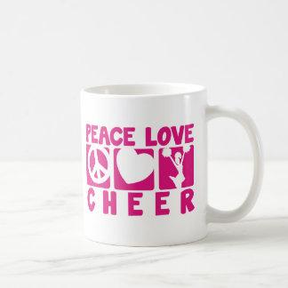FriedensLiebe-Beifall Kaffeetasse