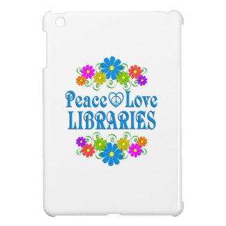 FriedensLiebe-Bibliotheken iPad Mini Cover