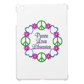 FriedensLiebe-Bibliotheken iPad Mini Schale