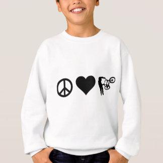 FriedensLiebe BMX Sweatshirt