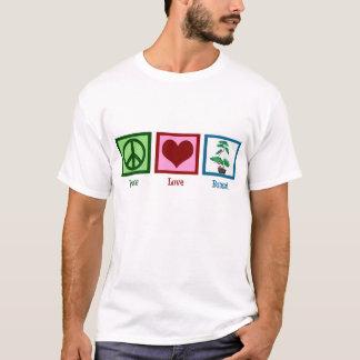 FriedensLiebe-Bonsais T-Shirt