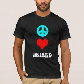 FriedensLiebe Briard T-Shirt