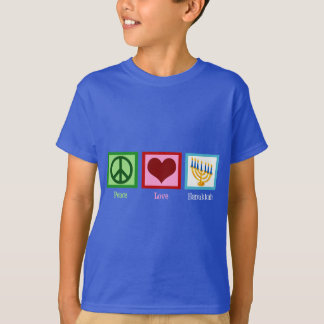 FriedensLiebe Chanukka Shirts