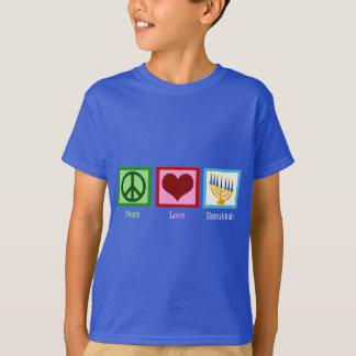 FriedensLiebe Chanukka T-Shirt