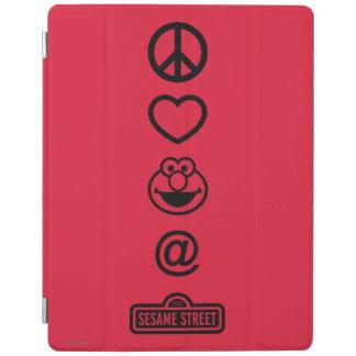 FriedensLiebe Elmo iPad Hülle