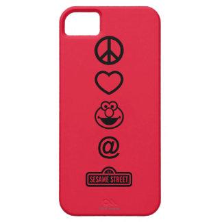 FriedensLiebe Elmo iPhone 5 Etui