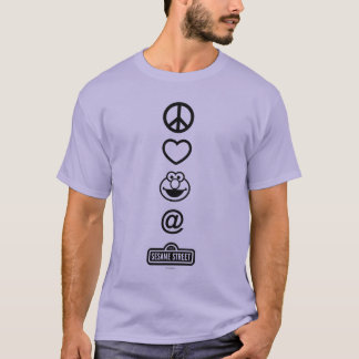 FriedensLiebe Elmo T-Shirt
