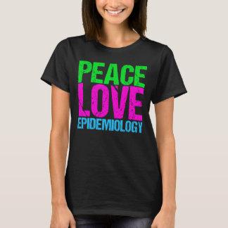 FriedensLiebe-Epidemiologie T-Shirt