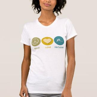 FriedensLiebe-Feld-Hockey T-Shirt