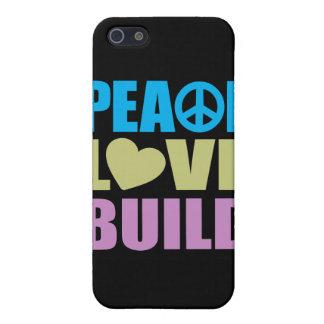 FriedensLiebe-Gestalt Etui Fürs iPhone 5