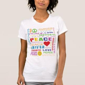 FriedensLiebe-Glück T-Shirt