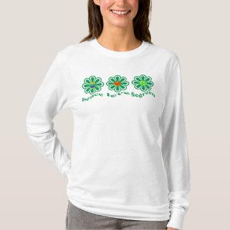 FriedensLiebe gogreen T-Shirt