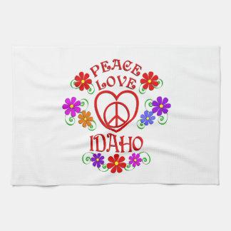 FriedensLiebe Idaho Handtuch