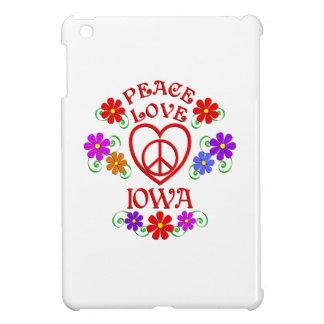 FriedensLiebe Iowa iPad Mini Hülle