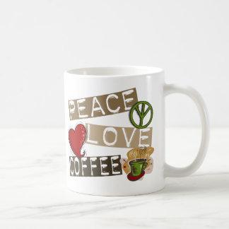 FRIEDENSLiebe-KAFFEE 2 Kaffeetasse