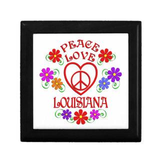 FriedensLiebe Louisiana Erinnerungskiste