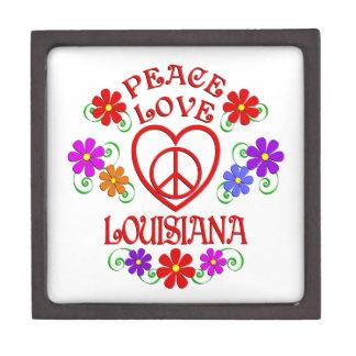 FriedensLiebe Louisiana Schachtel