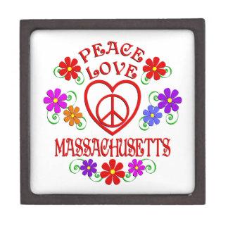 FriedensLiebe Massachusetts Schmuckkiste