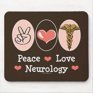 FriedensLiebe-Neurologie-Neurologe Mousepad