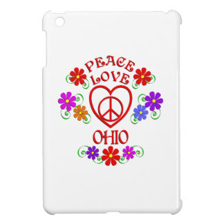 FriedensLiebe Ohio Hüllen Für iPad Mini