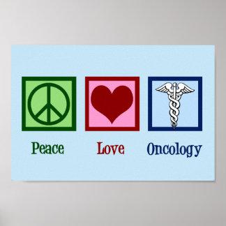 FriedensLiebe-Onkologie Poster