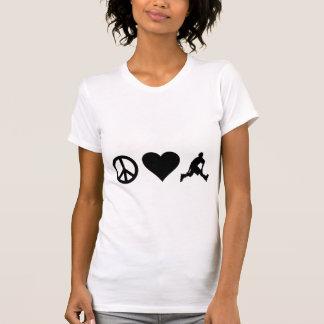 FriedensLiebe Rollerblading T-Shirt