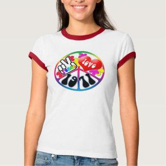 FriedensLiebe-Shirt 1971 T-Shirt