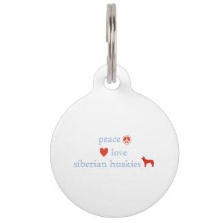 FriedensLiebe-Sibirier-Huskies Tiermarke