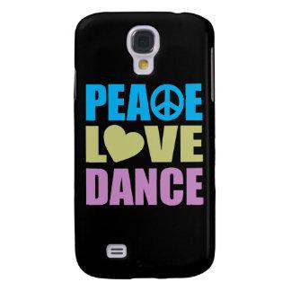 FriedensLiebe-Tanz Galaxy S4 Hülle