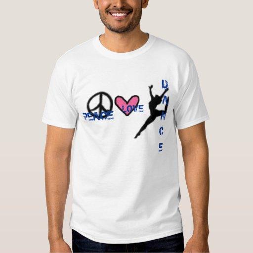 FriedensLiebe-Tanz Hemd