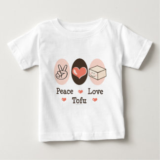 FriedensLiebe-Tofu-Baby-T - Shirt