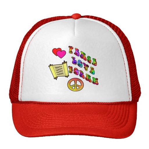 FriedensLiebe Torah Hüte Baseballmützen