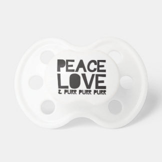 FriedensLiebe u. Schnurren-Schnurren-Schnurren Schnuller