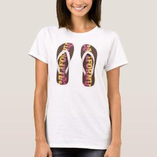 FRIEDENSLiebe UND DREHEN REINFALL-Shirt um T-Shirt
