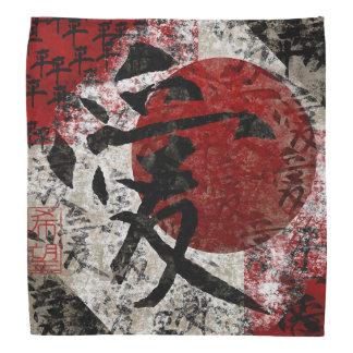 FriedensLiebe und Hoffnung #1 Halstuch