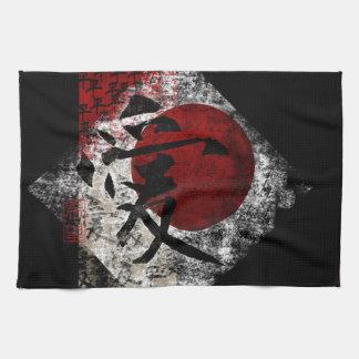 FriedensLiebe und Hoffnung #3 Handtuch